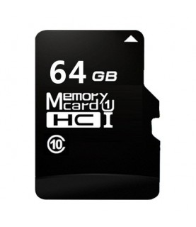 Micro SD card 64GB High...