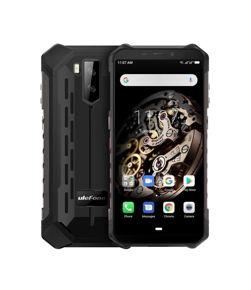 Mobile robuste Ulefone Armor X5 Noir