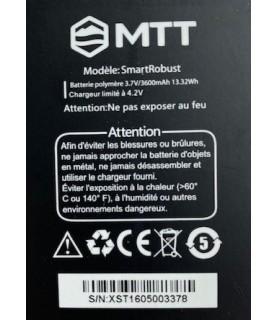 Batterie MTT SmartRobust