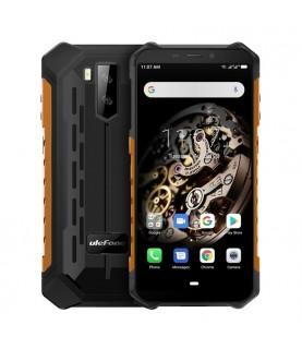 Téléphone tout terrain Ulefone Armor X5 Orange