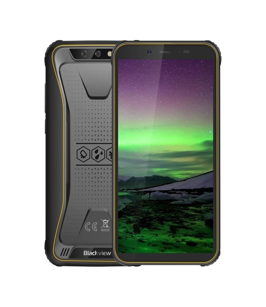 Smartphone tout terrain Blackview BV5500 Jaune