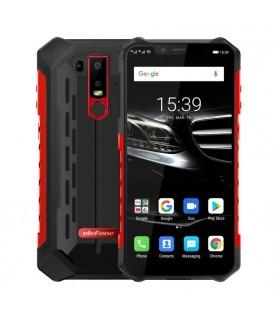 Téléphone indestructible Ulefone Armor 6 Rouge