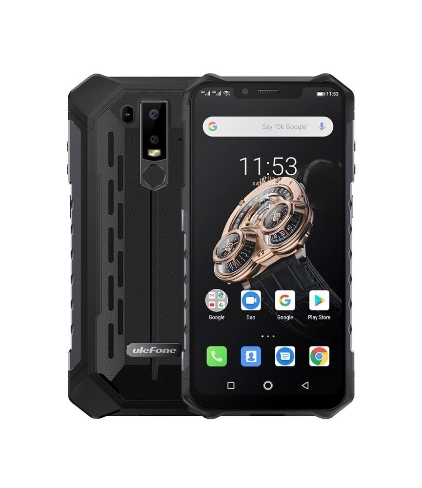 Téléphone renforcé Ulefone Armor 6S Noir
