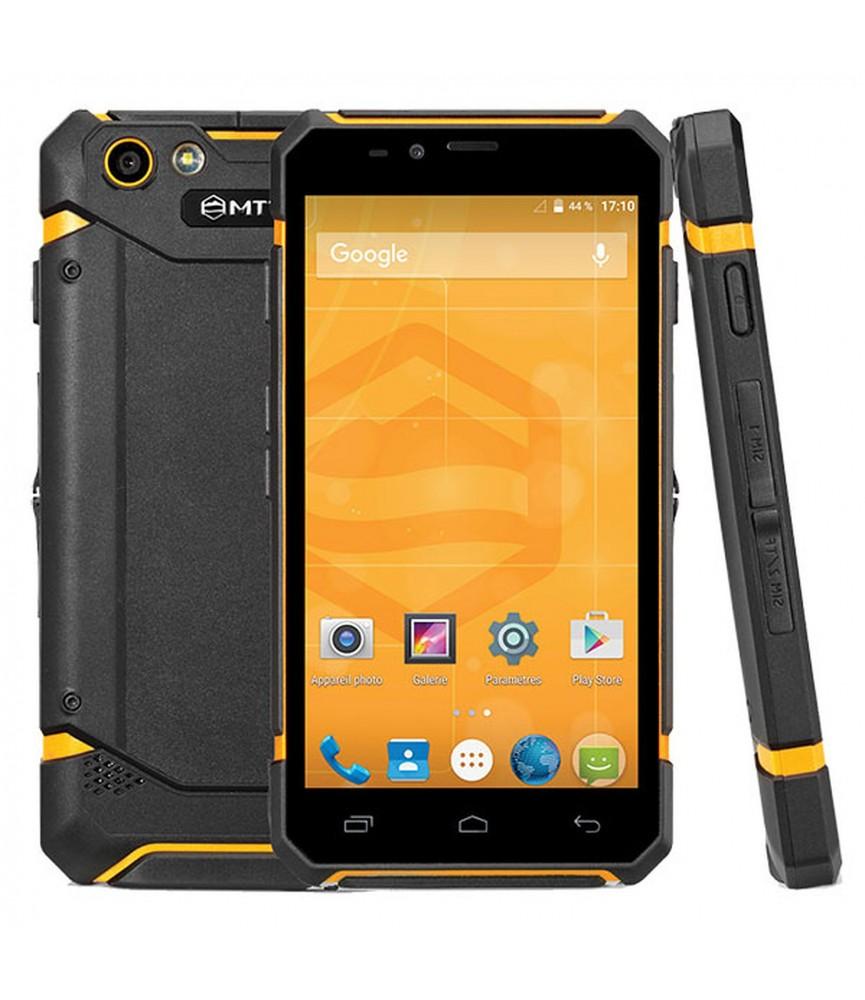 Téléphone portable robuste MTT PERFORMANCE Orange