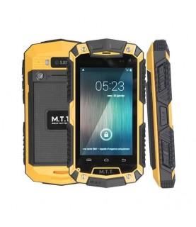 Smartphone étanche MTT SMART ROBUST Jaune