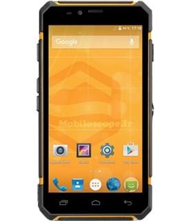 Téléphone solide MTT PERFORMANCE Orange