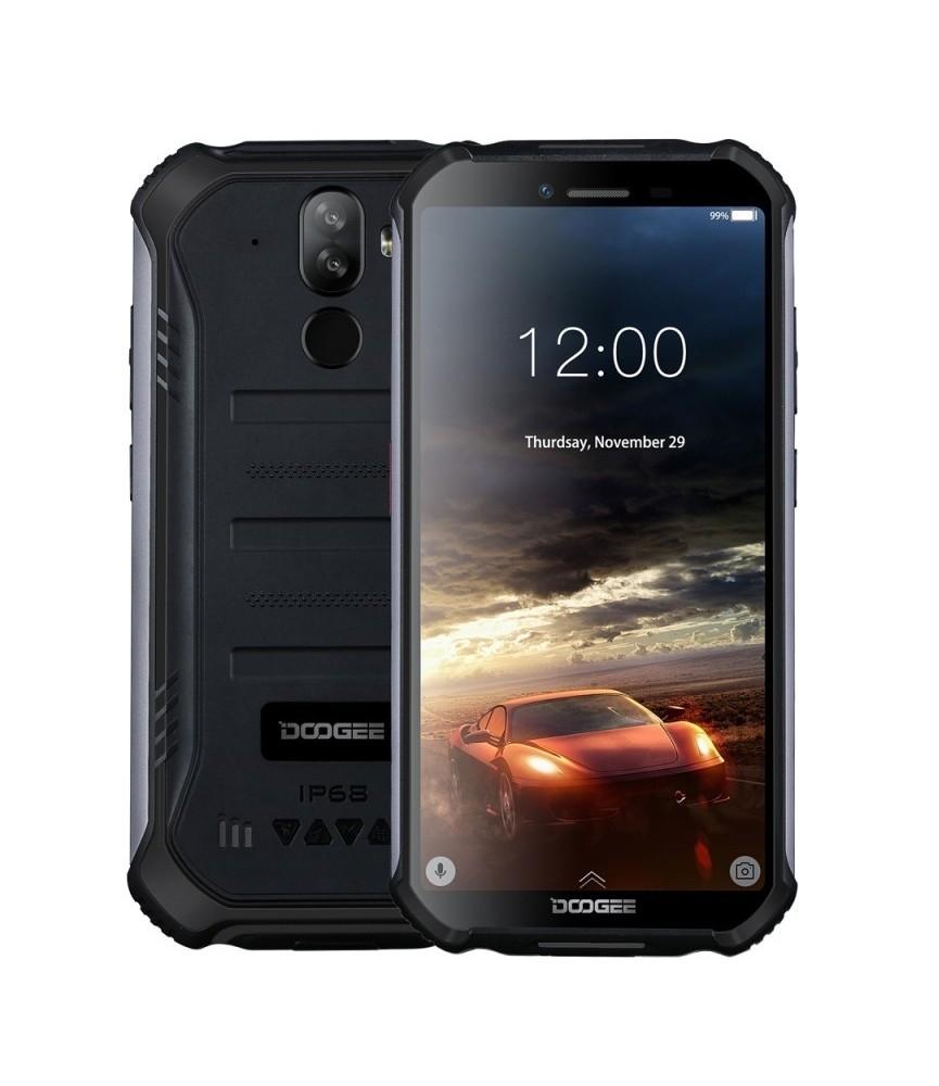 Téléphone mobile solide DOOGEE S40 Lite Noir