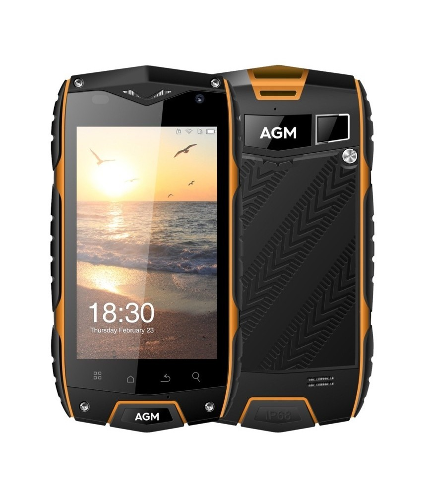 Smartphone waterproof AGM A7