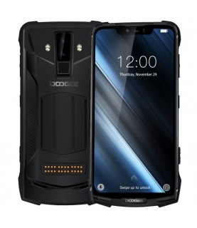 Smartphone incassable DOOGEE S90C Noir