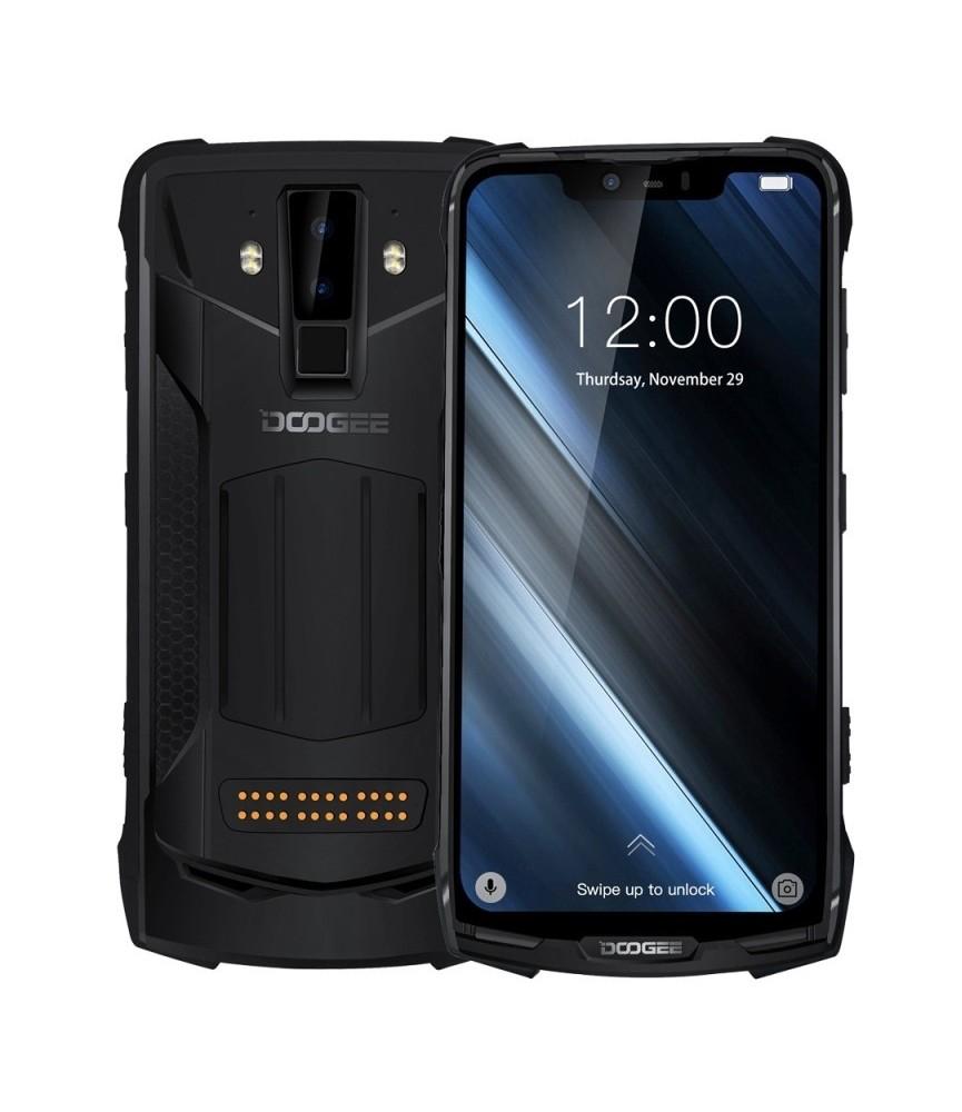 Smartphone incassable DOOGEE S90C Noir