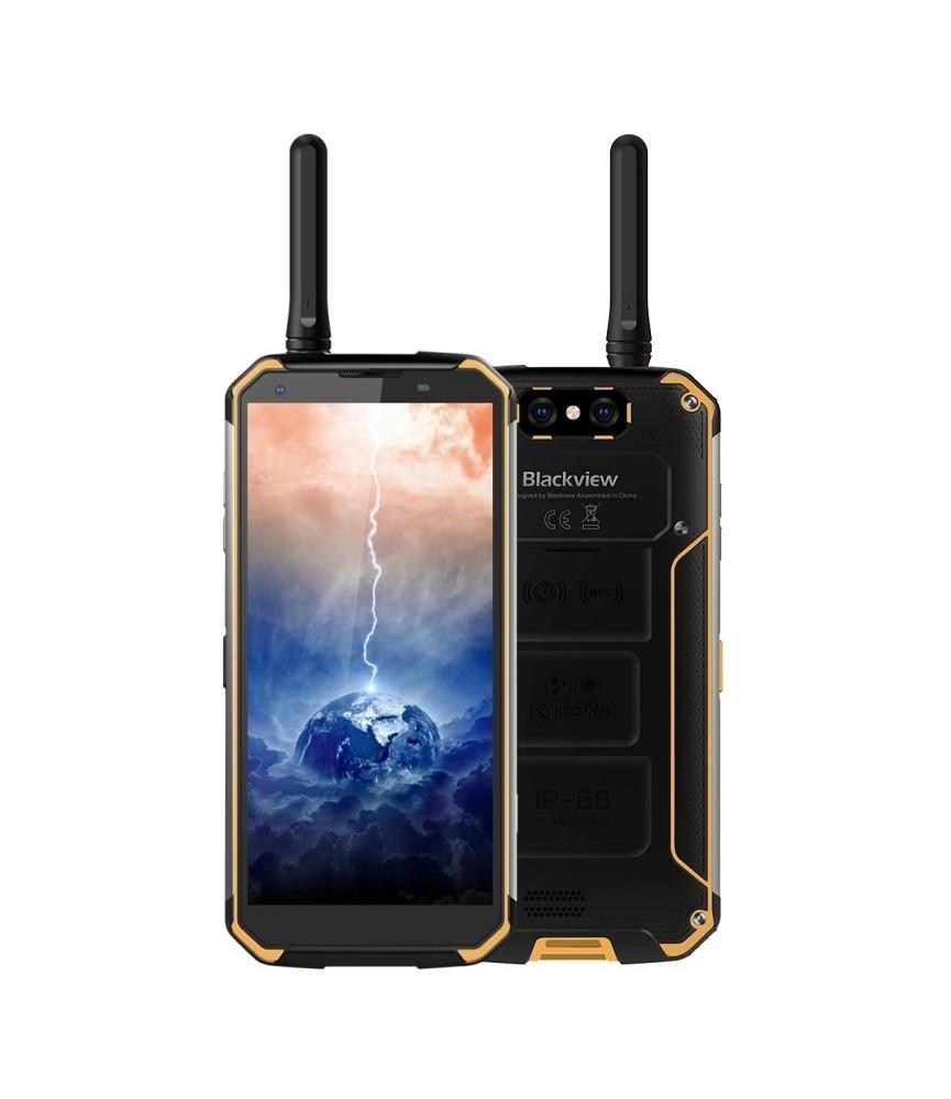 Téléphone robuste Blackview BV9500 Pro Jaune
