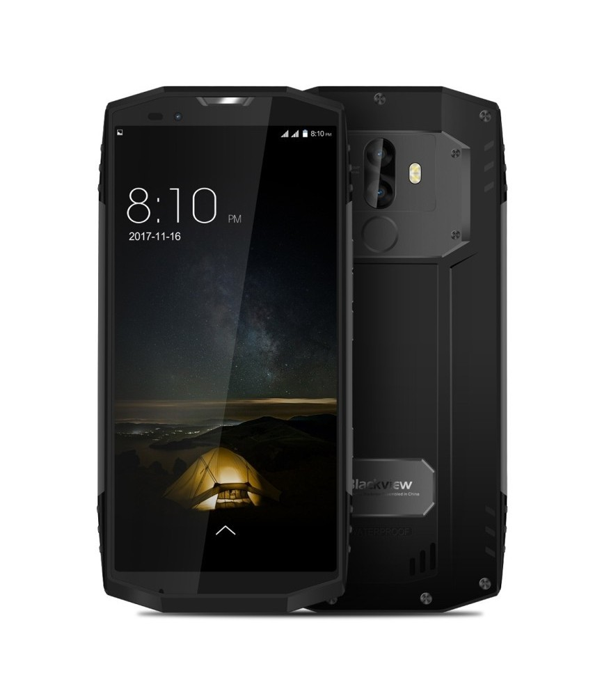 Téléphone solide Blackview BV9000 Gris