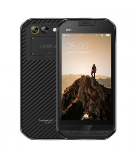 Téléphone tout terrain DOOGEE S30 Noir