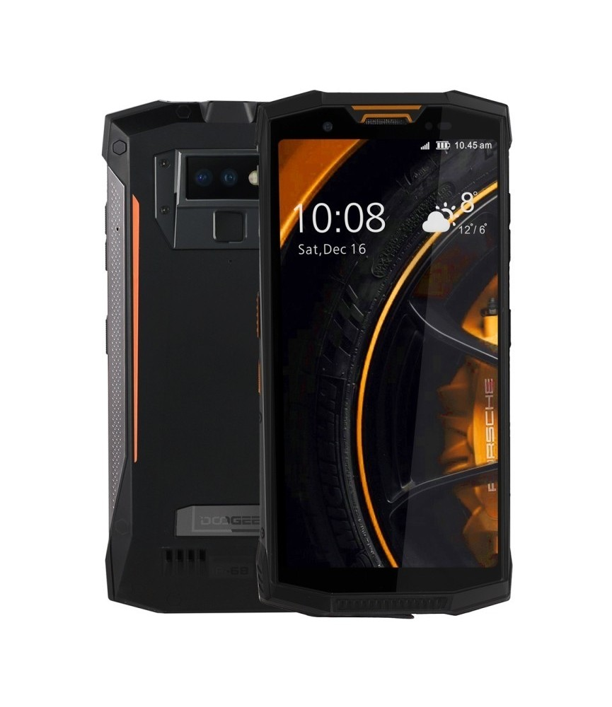 Smartphone waterproof DOOGEE S80 Lite Orange