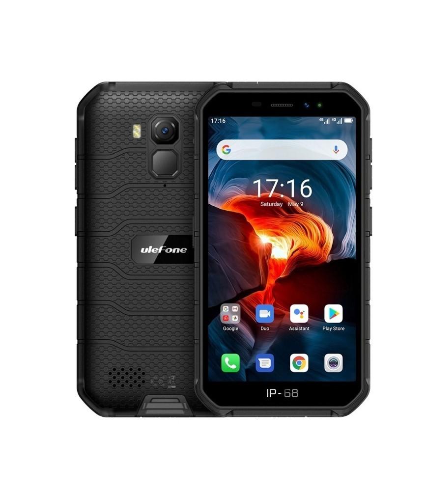 Smartphone tout terrain Ulefone Armor X7 Pro Noir