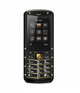 Mobile puissant AGM M2 Or