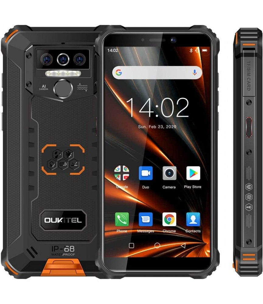 Portable imperméable OUKITEL WP5 PRO