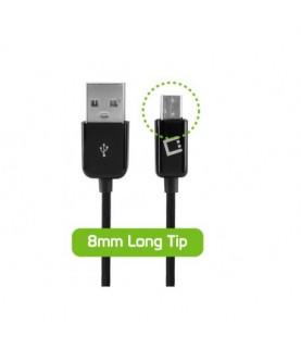 Câble Micro USB Avec Embout...