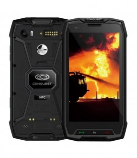 Portable inusable CONQUEST S9 Noir