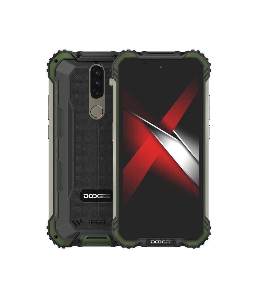 Mobile puissant DOOGEE S58 Pro