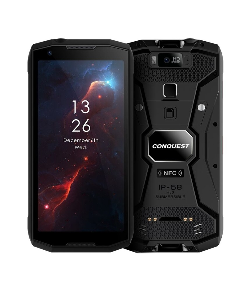 Téléphone increvable CONQUEST S12 Pro