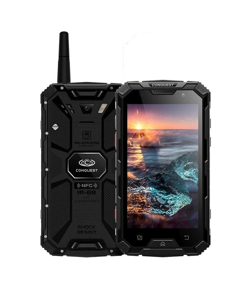 Téléphone mobile robuste CONQUEST S8