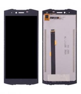 Ecran LCD pour Doogee S55 Noir