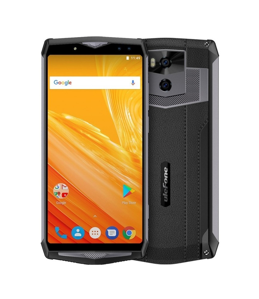 Smartphone solide Ulefone Power 5